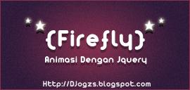 Animasi Dengan Jquery Firefly Plugin