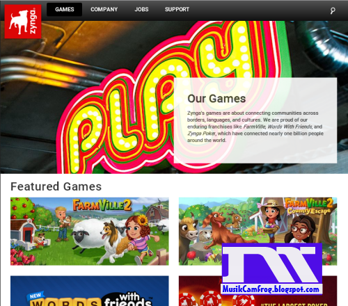 situs download game gratis Zynga