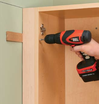 Kitchen And Bathroom Renovation: How to Install Wall Cabinets 02