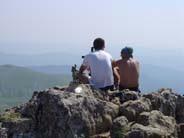 Txindoki 1.346 m (vertiente norte)