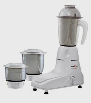 Amazon : Kenstar Prince Royal KMR50W3S-MDP Mixer Grinder | 500 watt @ Rs.1399