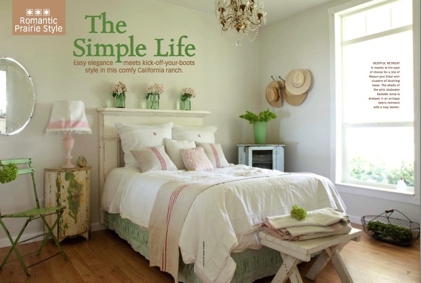 Country almanac small room decorating magazine image search results