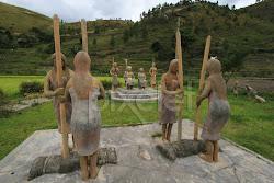 Patung SiRaja batak