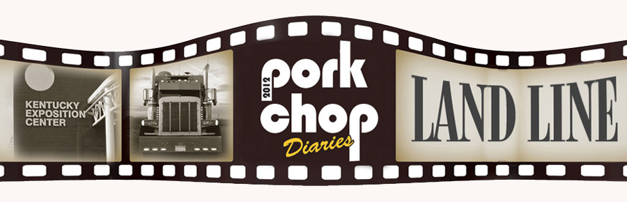 Pork Chop Diaries 2012