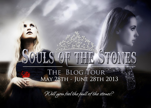 Souls of the Stones Blog Tour Starts Now!