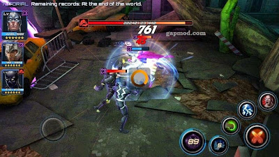 Marvel Future Fight v1.0 Apk RPG Android Games