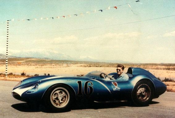 Briggs Cunningham Jaguar D Types.