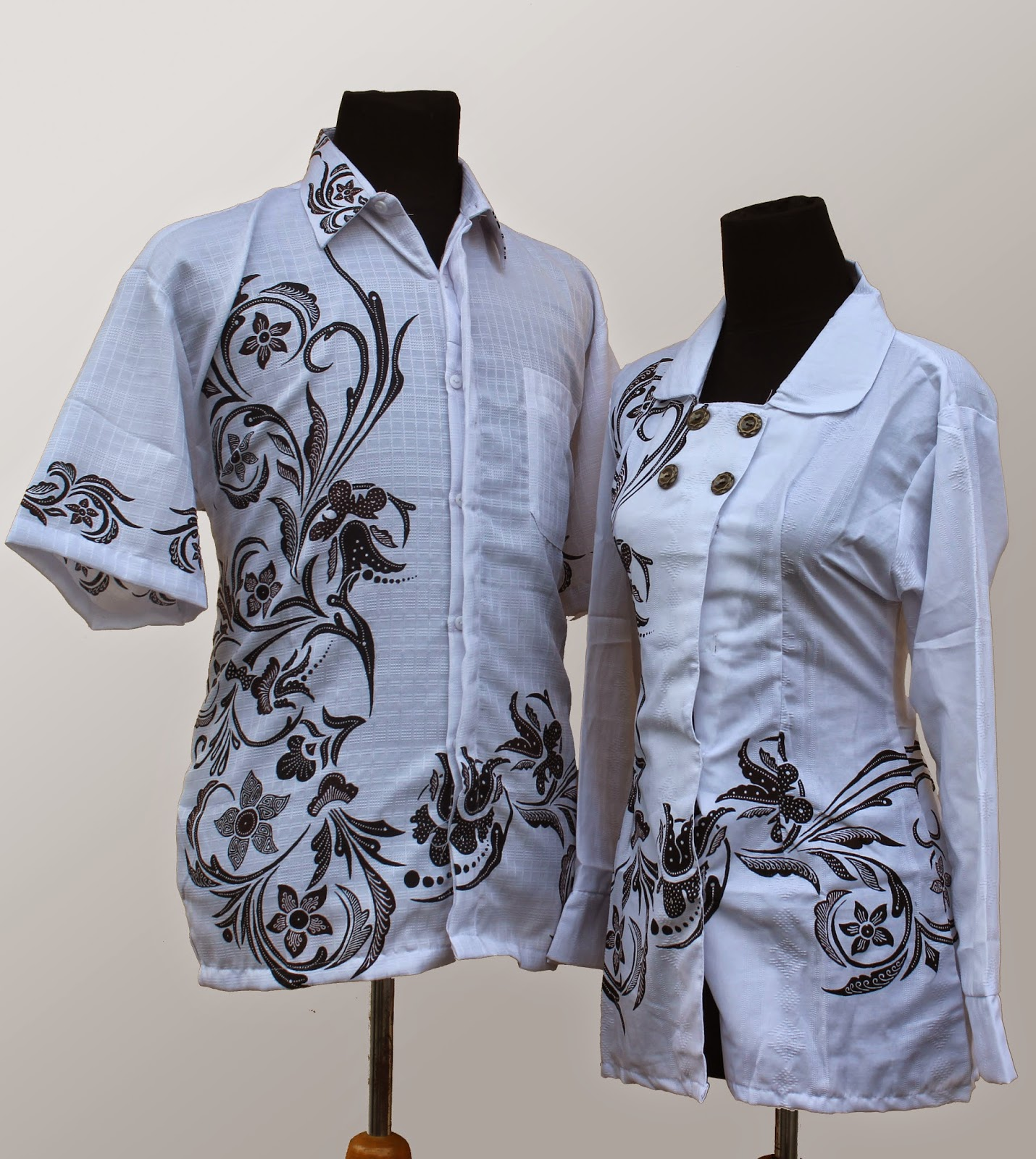 Grosir Baju Batik Murah Berkualitas Tanah Abang