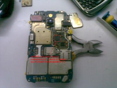 Blackberry 9000 red light Solution