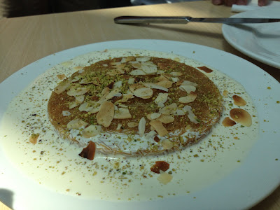 Turkish Dessert Kunefe