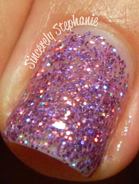 LAVlacquer Purple Matter