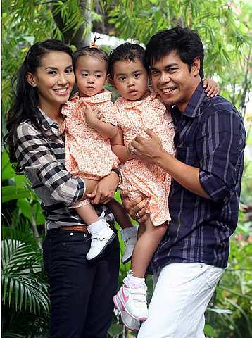 anak+Lisdawati (Gambar) Anak anak Lisdawati Dan Fauzi Nawawi