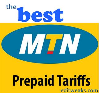 mtn tariff