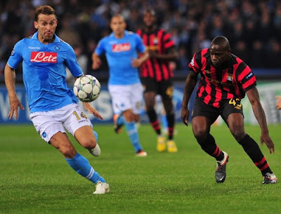 Napoli Manchester City 2-1 video