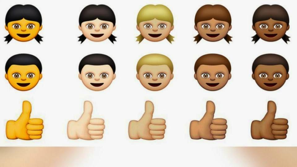 Apple iOS 8.3 emoji