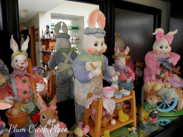 Easter bunny collection.