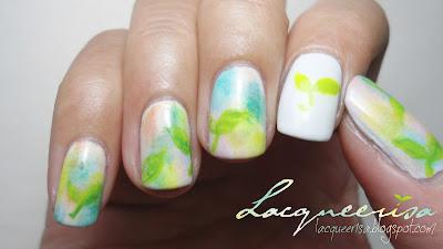 Lacqueerisa: New Leaf