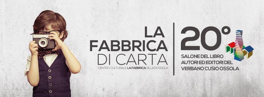 FABBRICA DI CARTA 2017 - XX EDIZIONE