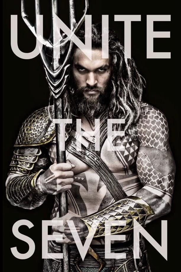 Jason Momoa - Aquaman