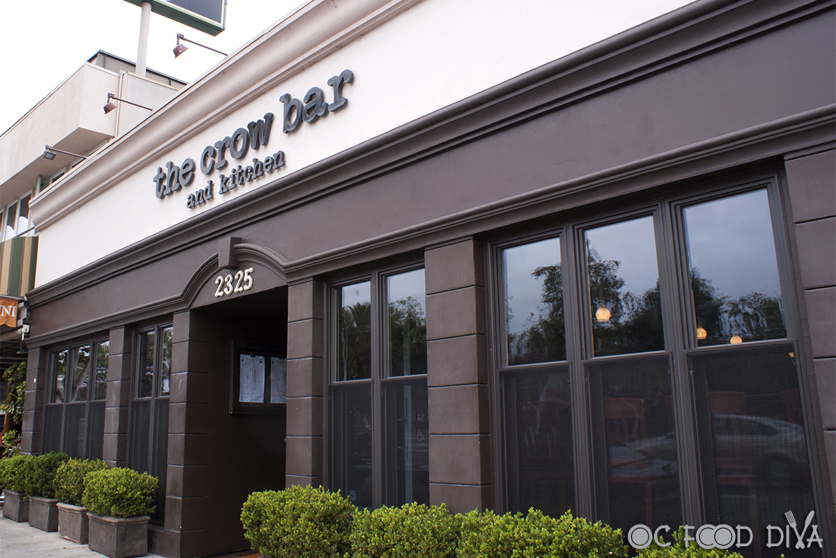 OC Food Diva: The Crow Bar and Kitchen brings a new meaning to ...