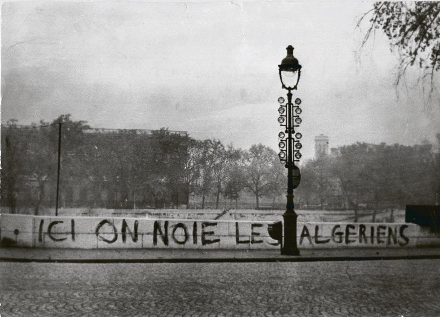 MORT ET RÉSURRECTION DU 17 OCTOBRE 1961