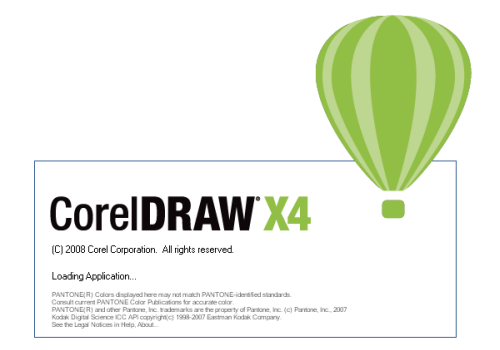 keygen coreldraw x4 trial