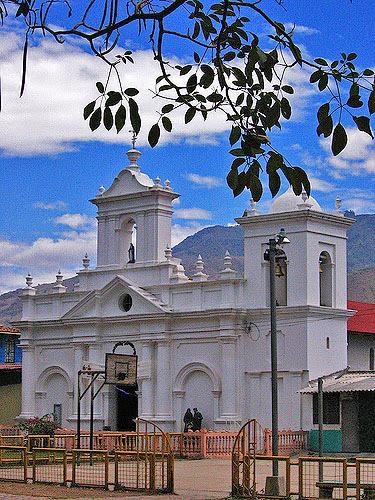 La Iglesia de Citalá en Morazán