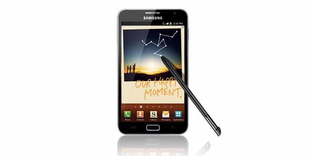 Samsung Note Phone