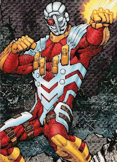 Front of New 52 DC Comics trading card #16 Deadshot