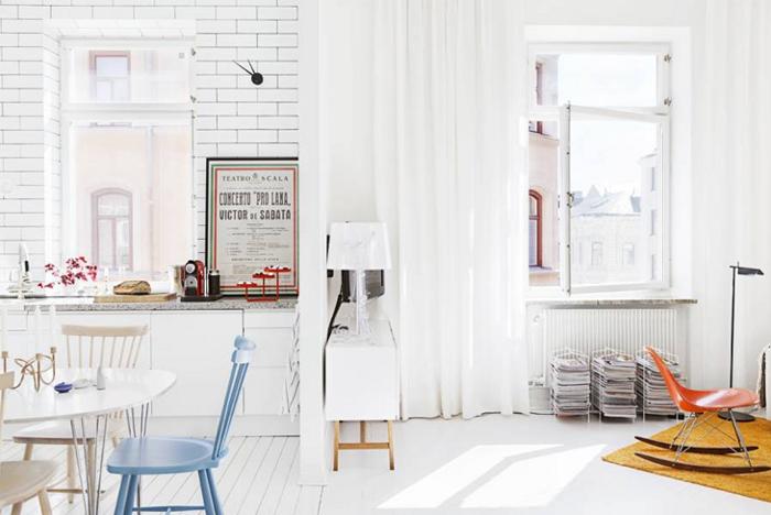 summerfield: Køkken og spisestue = Køkkenalrum?