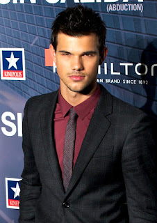 Gaya Rambut Taylor Lautner Style
