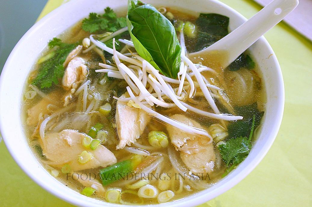 Food Wanderings in Asia: Lemon Grass: A Taste of Vietnam