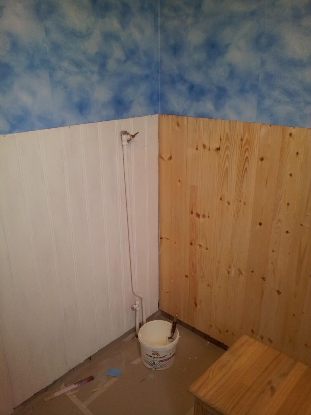 Skapande hem: badrum