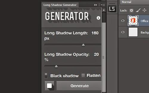 panduan belajar membuat bayanga di photoshop dengan softeare tambahan
