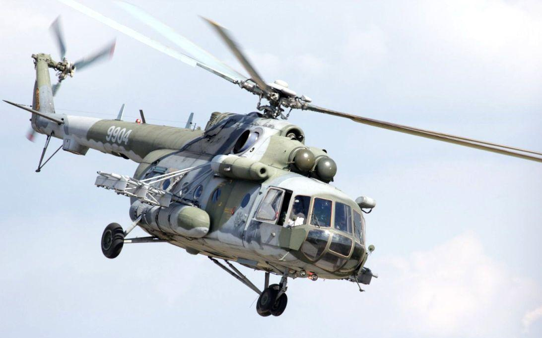 Mil Mi-17 Hip, Helicopter Wallpaper 2