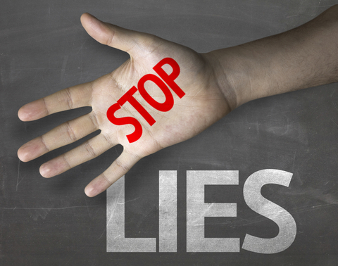 Are You Being Lied To? Find out!