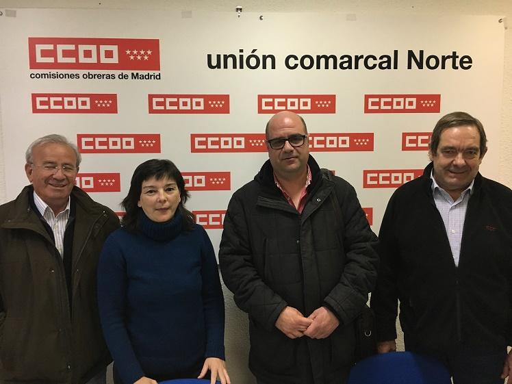 CCOO Unión Comarcal Norte