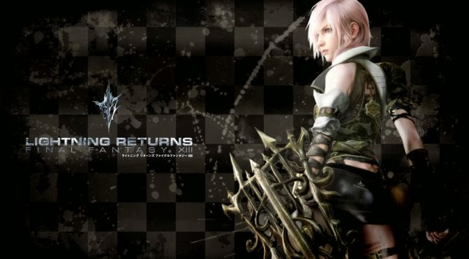 Lightning Returns Final Fantasy XIII menu