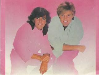 Dieter Bohlen és Thomas Anders