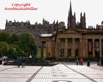 National Gallery of Scotland Edinburgh
