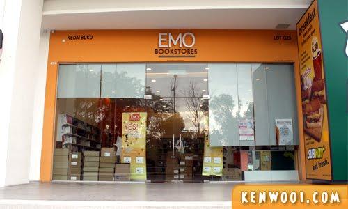 emo bookstores