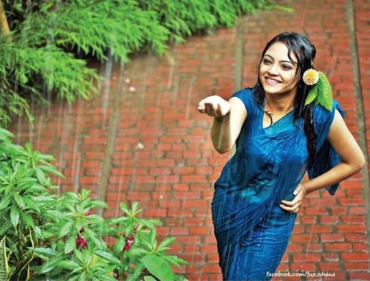 bangladeshi actress mounita khan ishana