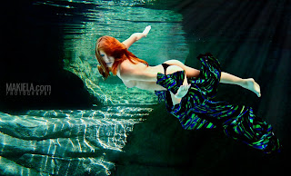 Rafal Makiela | Underwater model, Underwater photography