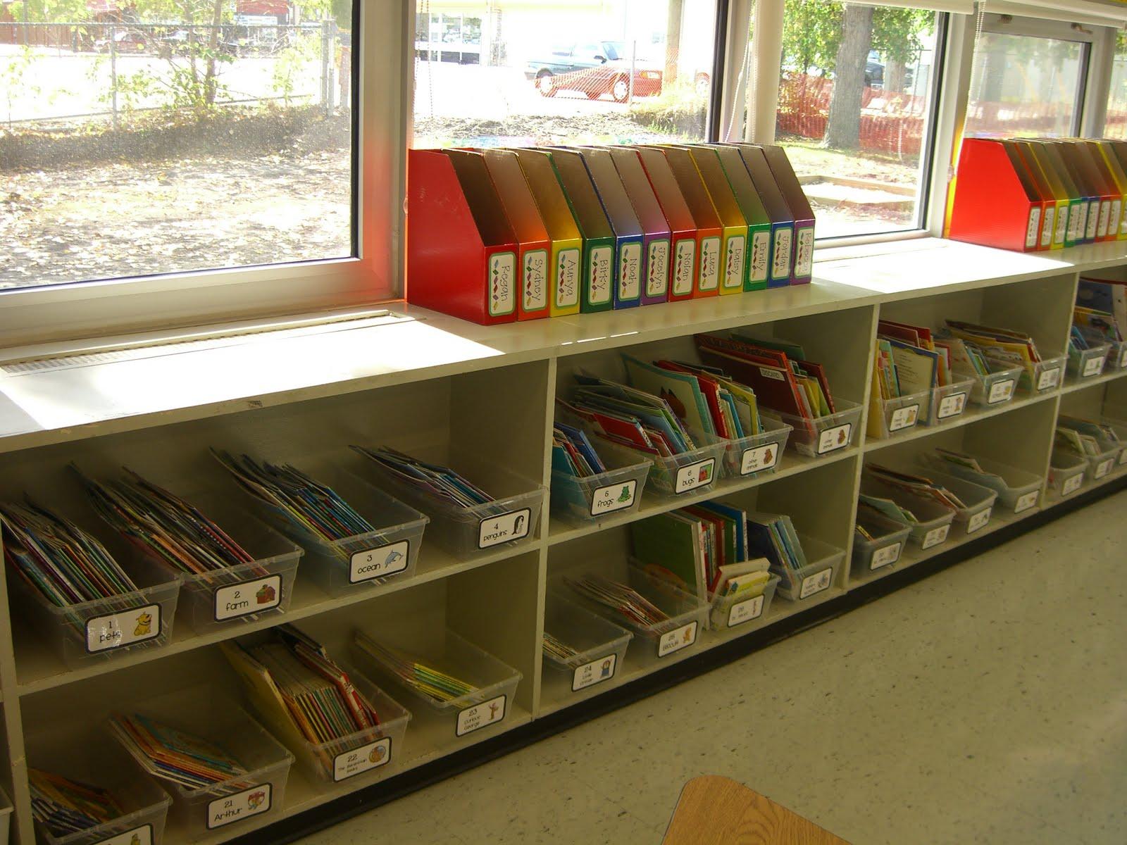 Classroom Organization Ideas : First grade garden classroom organization