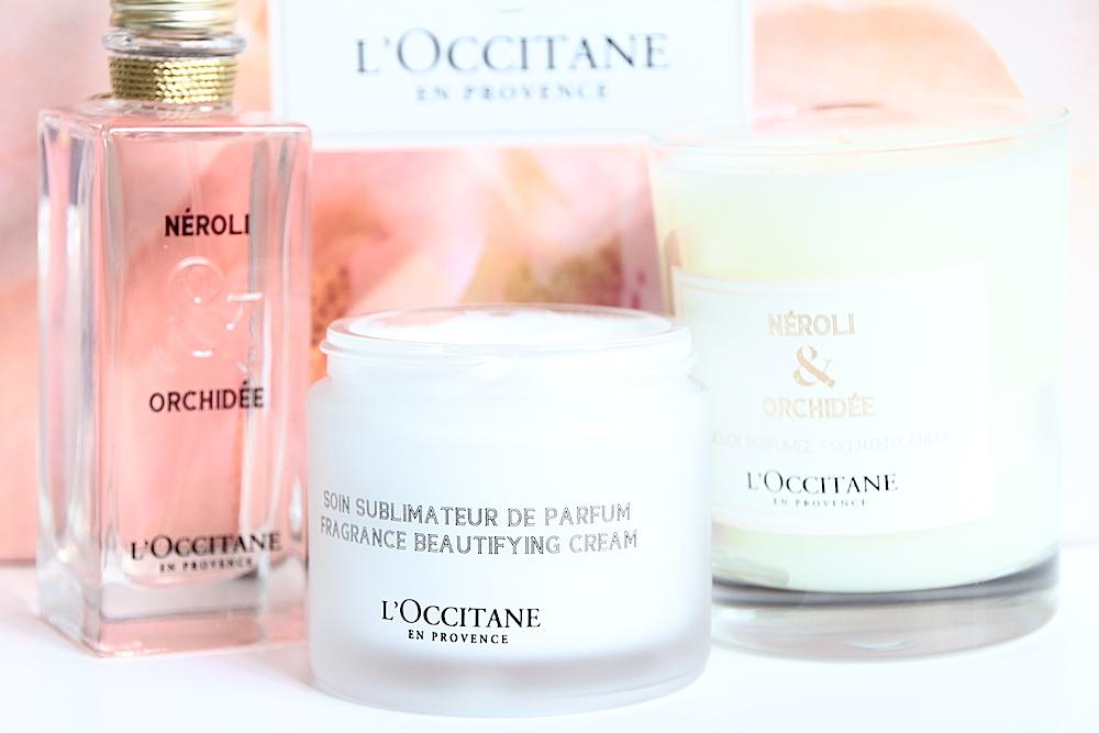 l'occitane néroli orchidée parfum avis test
