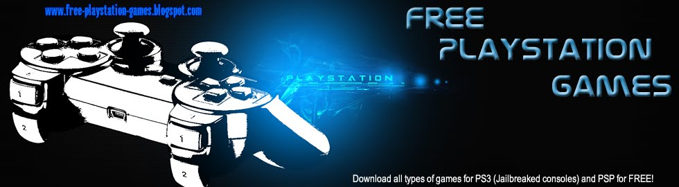 Free Playstation 3 and Playstation Portable Games
