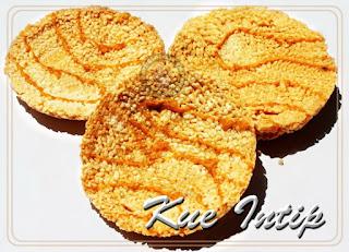Resep Cara Membuat Kue Intip (kue Lindre) Renyah dan Gurih