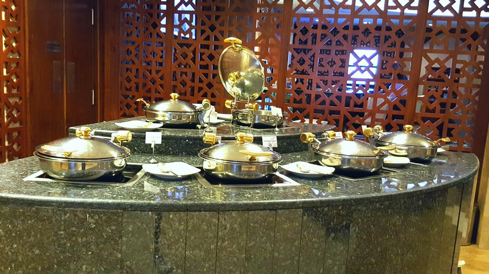 Al Dhabi Airport Lounge