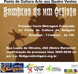 SOMBRAS DE UM ARTISTA - CURTA METRAGEM