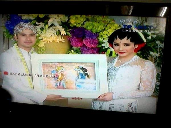 Siarkan Liputan Eksklusif Pernikahan Raffi Ahmad - Nagita Slavina ...
